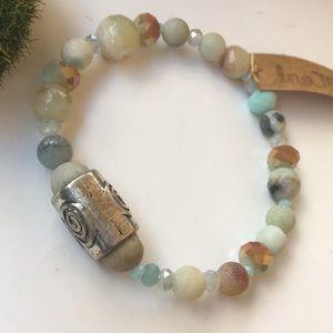 Ina Maka Designs Jewelry - Amazonite Bracelet